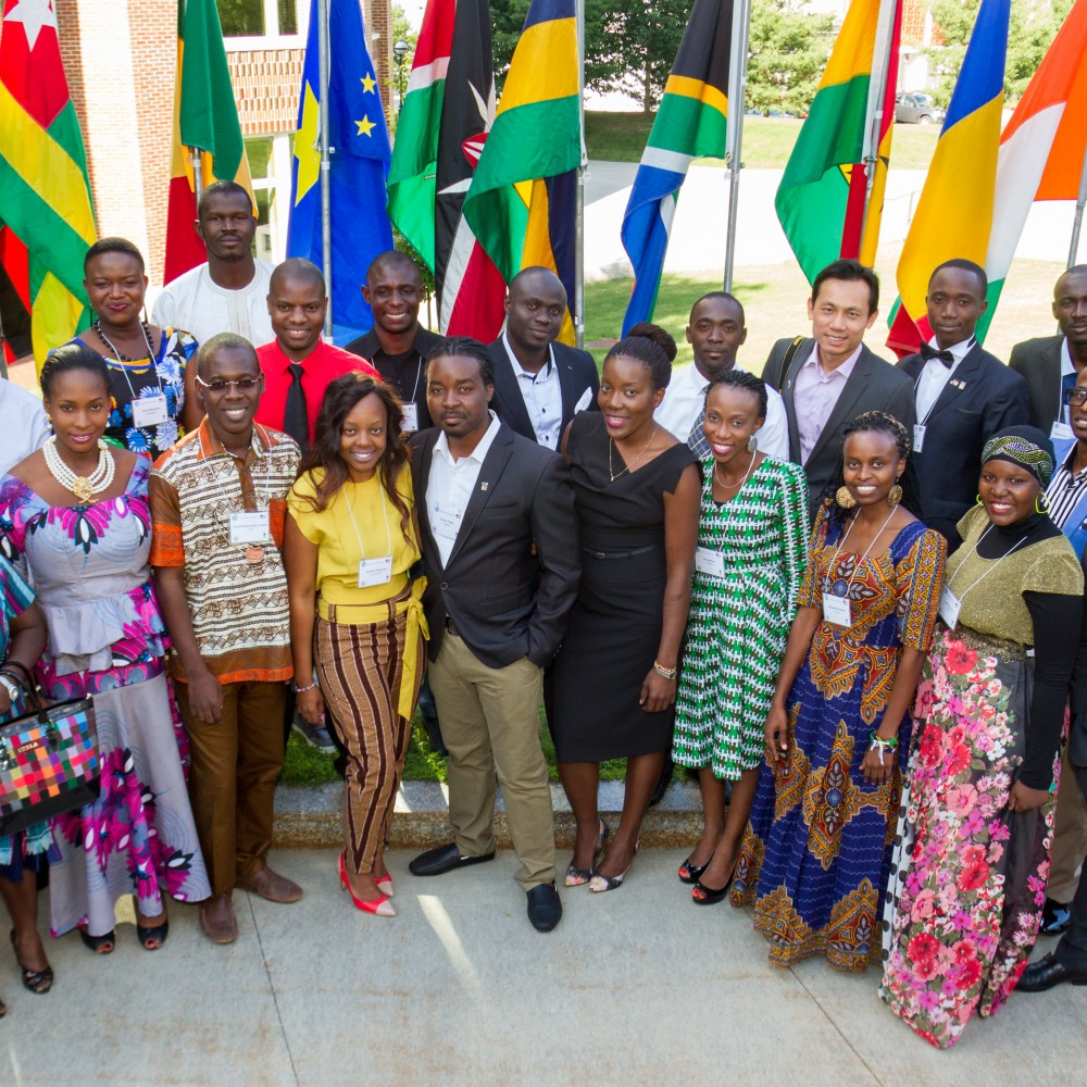 Dartmouth YALI Fellows