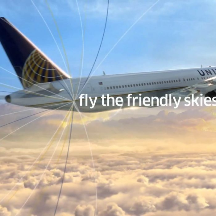 Fly the Not So Friendly Skies of United